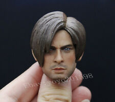 "1/6 Scale Head Sculpt Resident Evil Leon·Scott·Kennedy For 12"" Male Doll"
