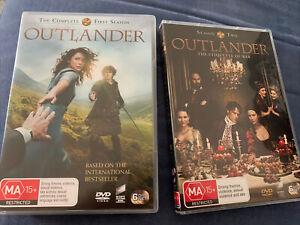 Outlander Complete Season 1 & 2 DVD