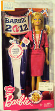 I Can Be President Blonde 2012 Barbie Doll