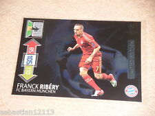 Champions League 2012/2013  Adrenalyn Franck Ribery Limited Edition