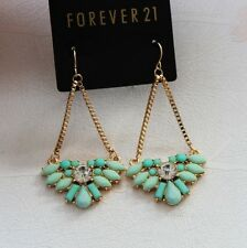 New Forever21 Drop Dangle Earrings Gift FS Fashion Women Spring Holiday Jewelry