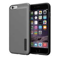 Incipio DualPro Shine Case for iPhone 6/6S Plus - Gunmetal/Black