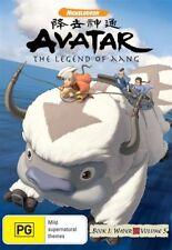 Avatar - The Legend of Aang - Water : Book 1 : Vol 5 (DVD, 2009)