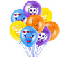 WORD PARTY  BIRTHDAY PARTY BALLOONS BALLOON LATEX DECORATION
