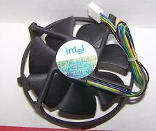 INTEL OEM CPU COOLING FAN D34223-001 USED TESTED FHP-607 4 A