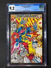 Uncanny X-Men #292 CGC 9.2 (1992)