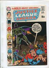 Justice League Of America #79 (6.5) 1970
