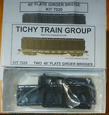 """20 Pieces 130/"""" 330.2cm Le Tichy Train Group #8279 Picket Fence 4/' Scale Tall"""