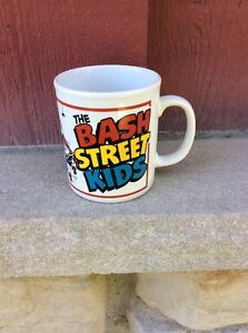 VINTAGE NOS COFFEE MUG #020- 1991 The Bash Street Kids