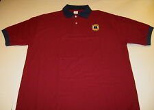 Super 8 Eight Motel - Vintage Embroidered Golf Polo Shirt Brand New! Adult LARGE