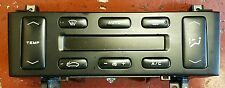 Peugeot 406 Mk2 Heater climate control panel