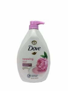 Dove Body Wash  - 34 fl oz  - Peony and Rose Oil