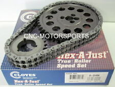 CLOYES 9-3145A HEX-A-JUST TRUE ROLLER TIMING CHAIN KIT SB Chevy 305 350 Roller