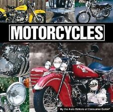 brand new MOTORCYCLES hardbound book w/orig factory photos, vintage ads and more