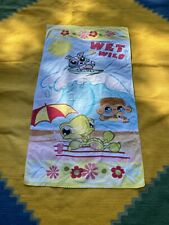 Littlest Pet Shop LPS Beach Towel