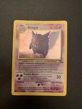 Pokemon - Gengar - Holo Rare - 5/62 - Fossil Set - No Shining Charizard