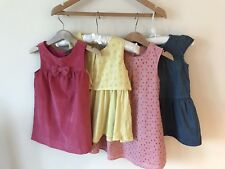 Girls Dress Bundle 18-24 Months 1.5-2 Years Next GAP Mothercare