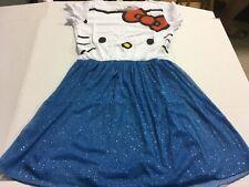 Hello Kitty Juniors Ballerina Dress- New  Size Medium Large Xlarge & 2X