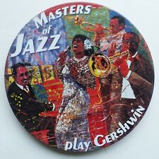 Masters of Jazz play Gershwin ARMSTRONG HENDERSON BECHET .. 48029 2   CD