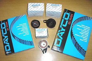 ALFA ROMEO GTV & SPIDER 2.0 16V TS New OE Cam Belt Timing Kit & Balance Belt Kit