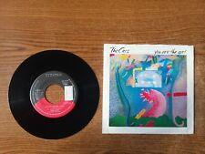 1987 EXCELLENT+The Cars You Are The Girl  7-69446 Ta Ta Wayo Wayo 45
