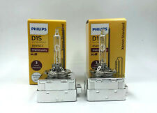 2х New OEM 11-15 Mercedes R Class HID Xenon Philips D1S Headlight Headlamp Bulb