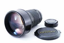 [Exc+++] Pentax SMC PENTAX-M* 300mm f/4 Green Star MF Lens K Mount from Japan
