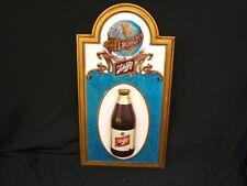 "Vintage Schlitz Wall Plaque c 1977 3-D Bottle 16 1/4"" Height"