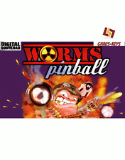 Worms Pinball Steam Key PC Game Download Code Global [Lightning Shipping]