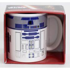 Star Wars R2 D2 Oficial en Caja Taza de Cerámica 11 Fl.oz (315ml) Capacidad
