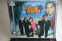 La Original La Sonora Dinamita - La Historia Continua,2007 ,Music CD (NEW)