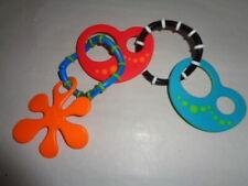 oball Spielkette Greifling Baby Spielzeug 5 Einzelteile