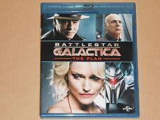 Battlestar Galactica - The Plan - (Edward James Olmos...) BLU-RAY