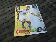 ADRENALYN Liga de Campeones 2010 2011 10 11 tarjeta de campeón Cristiano Ronaldo