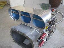 Enderle Birdcatcher Alky supercharger Blower hemi dragster funny car 6-71