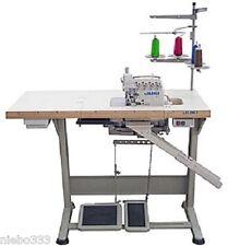 JUKI MO-6814S OVERLOCK Industrie-Nähmaschine  !!!  + servo + tisch