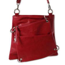 Einen Träger im Abendtaschen-Stil mit Verstellbare Trageriemen und Reißverschluss