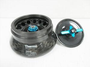 THERMO SCIENTIFIC F14-14x50cy FIBERLITE ROTOR 096-145075 SORVALL LYNX 6000 4000