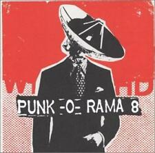 Punk-O-Rama, Vol. 8 by Various Artists (CD, Oct-2004, 2 Discs, Epitaph (USA)