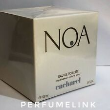NOA 100ml EDT Spray By Cacharel Women's Perfume IN SEALED BOX