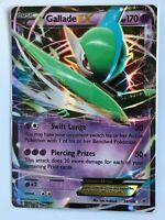 Gallade EX ULTRA RARE 34/108 XY Roaring Skies Pokemon card TCG NM HOLO