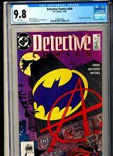 DETECTIVE COMICS 608 CGC 9.8 W pgs DC 1989 1st app ANARKY
