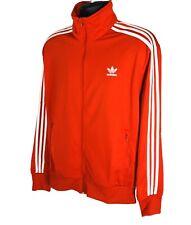 NWT Adidas Men's Red Firebird Track Top-ED6071-L-Orig. $80.00