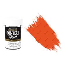 Rust-Oleum peintres Touche Multi-Surface PEINTURE ORANGE VIF brillantes 20ml
