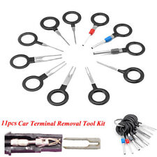 11x Car Terminal Removal Tool Wiring Connector Extractor Puller Release Pin TA