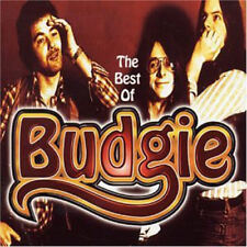 BEST OF BUDGIE CD NEW