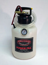 Motive Products 1 Gallon Power Fill PRO Transfer Pump for Diff & Trans (1735)