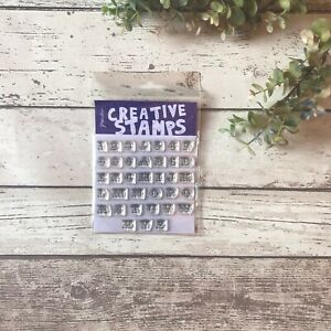 CREATIVE STAMPS Stamp Set