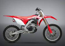 HONDA CRF250R 2018 - 2019 YOSHIMURA STAINLESS STEEL FULL SYSTEM EXHAUST