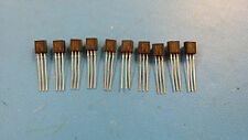 (10)TL431CLP TEXAS INSTRUMENTS V-Ref Adjustable 2.495V to 36V 100mA 3-Pin TO-92